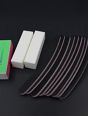 voordelige Nagelvijlen & Buffers-Amaril / Sieni Nail Art-bestanden en buffers Voor Vingernagel Ministijl Nagel kunst Manicure pedicure Eenvoudig / Klassiek Dagelijks