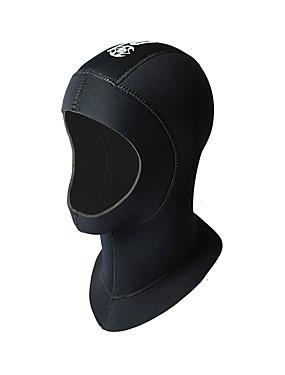 povoljno Sport és outdoor-SLINX Ronilačke kapuljače 5mm Neopren za Vodootporno Ugrijati Quick dry Plivanje Ronjenje / Zima