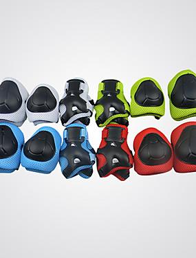 abordables Sports & Loisirs-Enfants Attelle de Genou pour Skateboard Faciliter l'habillage Soulage la douleur Etanche Épaississant 1 lot Sports