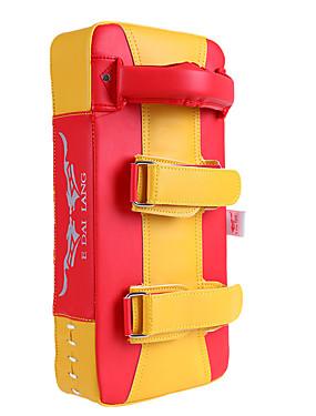 povoljno Sport és outdoor-Boksačke rukavice Mete za borilačke sportove Za Taekwondo Boks Kick Boxing Prigušivanje Brzina Boks TPU EVA pjena 1 pcs Crn Red