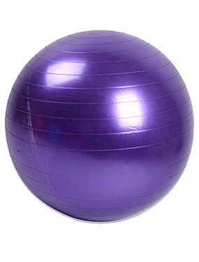billige Sport og friluftsliv-9 7/8 tommer (ca. 25 cm) Treningsball Eksplosjonssikker PVC Brukerstøtte Med Til Yoga & Danse Sko / Trening / Balanse