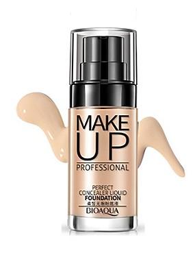 abordables Maquillaje Facial-Corrector Base Control de Aceite / Larga Duración / Corrector Diario / Rostro Impermeable Maquillaje Cosmético