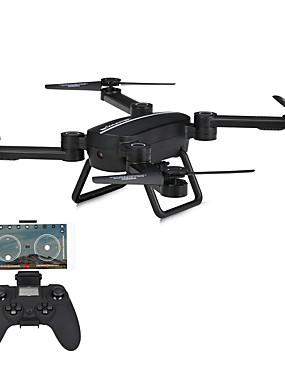 ieftine Lichidare Stoc-RC Dronă JIESTAR X8TW RTF 4CH 6 Axe 2.4G Cameră HD 720P Quadcopter RC FPV / Lumini LED / O Tastă Pentru întoarcere Quadcopter RC / Telecomandă / Cablu USB / Auto-Decolare / Headless Mode / Planare