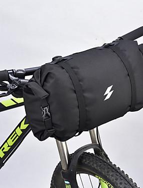 זול ספורט ושטח-SAHOO 3-5 L תיקים לכידון האופניים רכיבה על אופניים חוץ עמיד תיק אופניים 600D Ripstop תיק אופניים תיק אופניים רכיבה על אופניים פעילות חוץ קורקינט