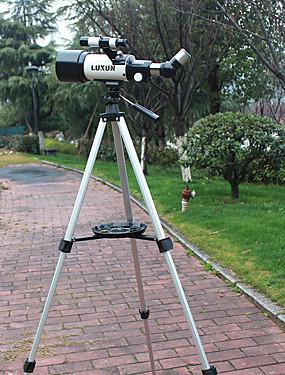 povoljno Sport és outdoor-LUXUN® 16-40 X 70 mm Teleskopi Porro besplatno Assemblement Vodootporno Outdoor Visoka rezolucija BAK4 Kampiranje Outdoor Space / Astronomy Aluminij / Lov / Promatranje ptica