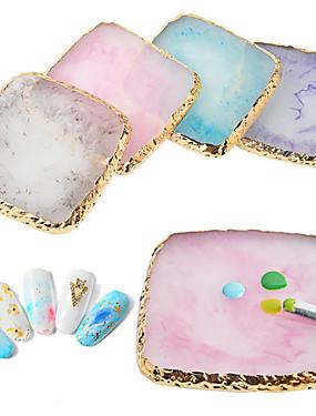 voordelige Ander Gereedschap-1pc Hars Voor Vingernagel Klassiek Sieraden Series Nagel kunst Manicure pedicure Elegant Dagelijks