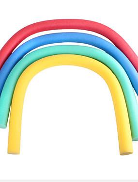 billige Sport og friluftsliv-Regnbue Oppblåsbare bassengleker PVC Fort Tørring Holdbar Svømming Snorkling Wakesurfing til Voksen Barn 6.5*150 cm
