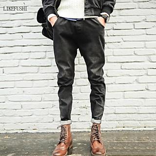 likefushi®male shi Halun jeanstx20