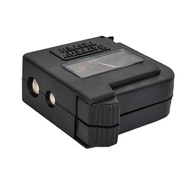 1.2v/1.5v/9v/button testador bateria nível de potência