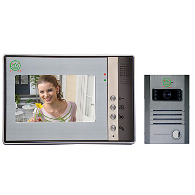 Automatic Camera with Video Intercom Doorbell