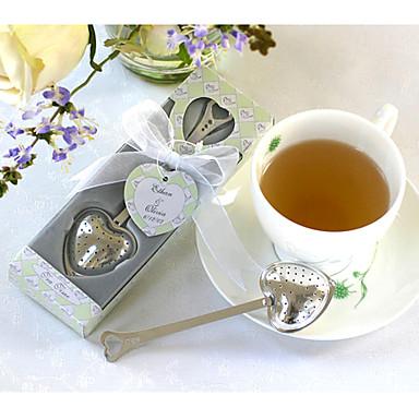 Heart Tea Infuser Favor