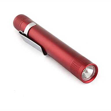 MXDL LED Lommelygter / Lommelygter LED 50 Lumens 1 Tilstand - 10440 / AAA Super Let / Komapkt Størrelse / Lille størrelseAluminiums