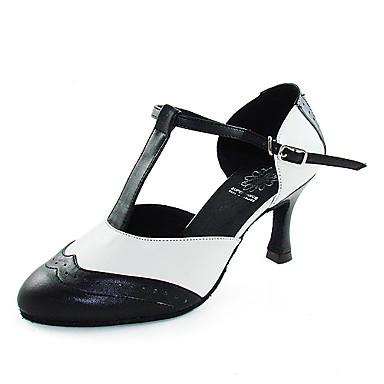 similicuir supérieure chaussures danse de salon latin moderne / chaussures pour les femmes d'autres couleurs