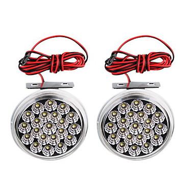 Car Daytime Running Light/Fog Light (2 PCS, 21 LED)