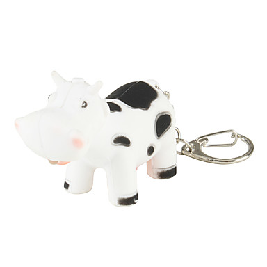 Cow Privjesak LED, Moda, Povećalo sa svjetlom Za Dar