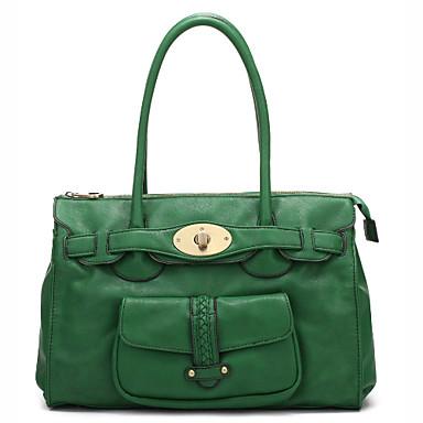 Mini Outer Pocket Tote Bag (More Colors)(35cm*25cm*14cm)