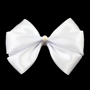 Απομίμηση Μαργαριταριού Σατέν Κράμα Λουλούδια 1 Γάμου Ειδική Περίσταση Causal Headpiece