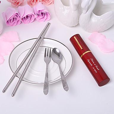Nerez Praktické ODMĚNY-4 kuchyňská náčiní Asijská motiv / Klasický motiv Červená / Lila / Zlatá