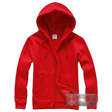 casaco vermelho tamanho grande