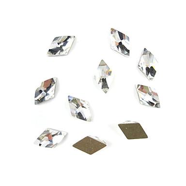 3D Resin Diamond Nail Art(10 Pcs)