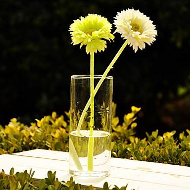 Table Centerpieces Classic Design Clear Glass Vase Centerpiece  Table Deocrations
