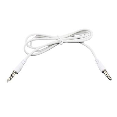 3,5 mm samec na mužskou audio kabel stereo kabel 0,5 m