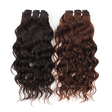 14 Inch Curly European Remy Hair Weave Hair Extension