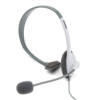 Audio and Video Headphones - Xbox 360 Wired