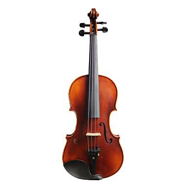 violintine - (v10) 1/4 hochwertige massive Fichte Violine mit Koffer / bow