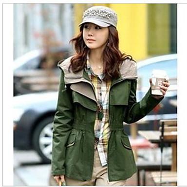Casual Short Jacket Outwear