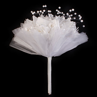Wedding Flowers Bouquets Wedding Tulle 11.8