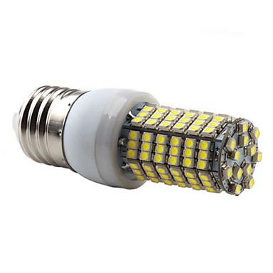 6000lm E26 / E27 LED Mais-Birnen T 138 LED-Perlen SMD 3528 Natürliches Weiß 220-240V