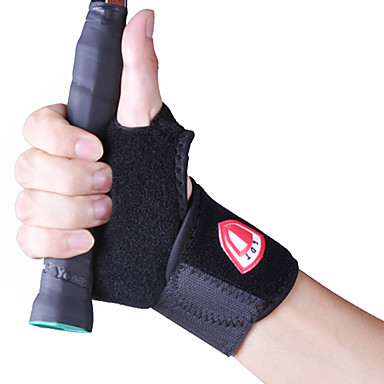 LDT Fabric Protective Hand And Wrist Protector 1pcs-X Cool(Black)
