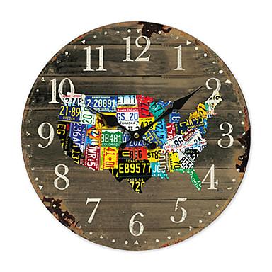 american ceas de perete țară