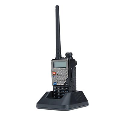 uusi versio (vhf136-174Mhz UHF 400-480MHz) VHF / UHF dual-band kaksisuuntainen radio