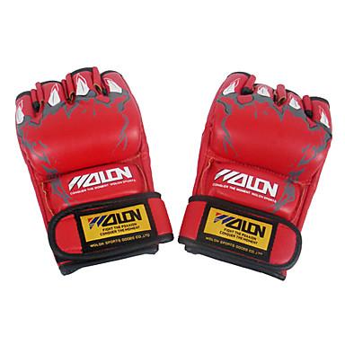 Gants de Boxe Gants de MMA Gants de Boxe Pro pour Taekwondo Boxe Muay-thaï Arts Martiaux Mixtes (MMA) Karaté Art martial Les mitaines