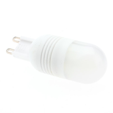 2 G9 - Spotlamper (Natural White 180 lm- AC 220-240