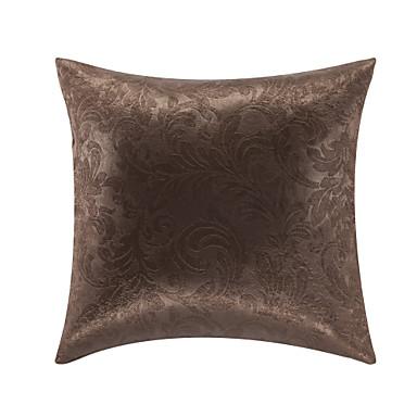 1 adet Polyester Parçalı Yastık, Çiçekli Modern/Çağdaş