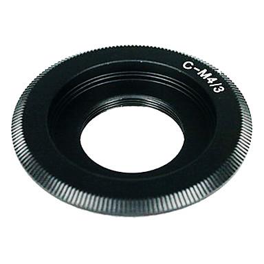 negru C montură la micro 4/3 adaptor E-P1 E-P2 E-P3 G1 GF1 GH1 G2, G3 GF3 GF2 GH2