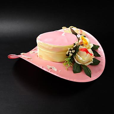 Satin Chic / laço / Liga Com casamento da flor / Partying / lua de mel chapéu