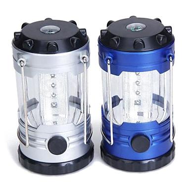 Lyhdyt ja telttavalot LED 120 lm 1 lighting mode Vedenkestävä / Taktinen / Erityiskevyet Telttailu / Retkely / Luolailu