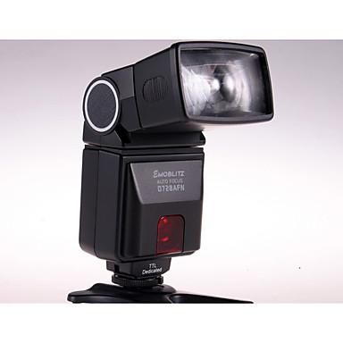 Emoblitz D728AFN AUTOFOCUS TTL DIGITAL FLASHGUN for Nikon i-TTL D40X D50 D60 D80