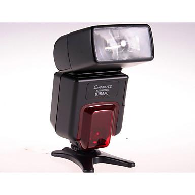 Emoblitz D35AFC AUTOFOCUS TTL DIGITAL FLASHGUN for Canon E