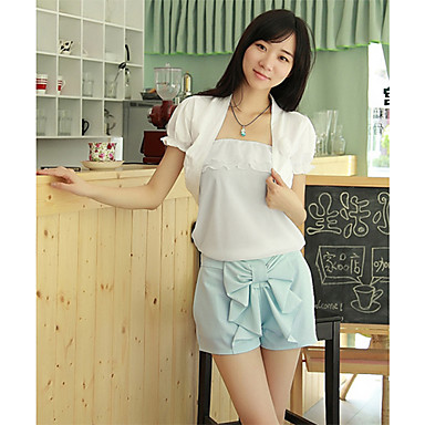 Inelastic Pants, Cute Cotton Summer