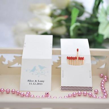 Düğün / Parti Malzeme Sert Kart Kağıdı Düğün Süslemeleri Bahçe Teması / Düğün Bahar Yaz Tüm Mevsimler