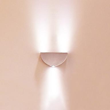 3 Integrované LED světlo Módní a moderní Galvanicky potažený vlastnost for LED Mini styl Včetně žárovky,Rozptýlené světlonástěnné