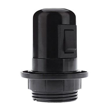 E27 110-240 V Işık soketi ABS