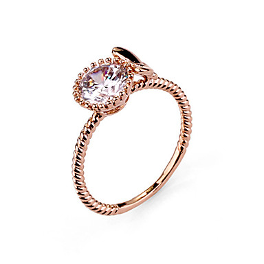 inelul cu diamant circular