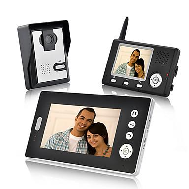 KONX Langaton Kuvattu 7inch Handheld One Two video ovipuhelin