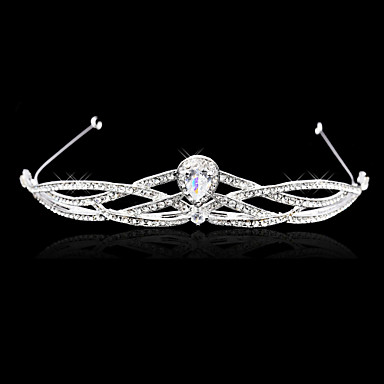 Alloy Tiaras 1 Wedding Special Occasion Headpiece